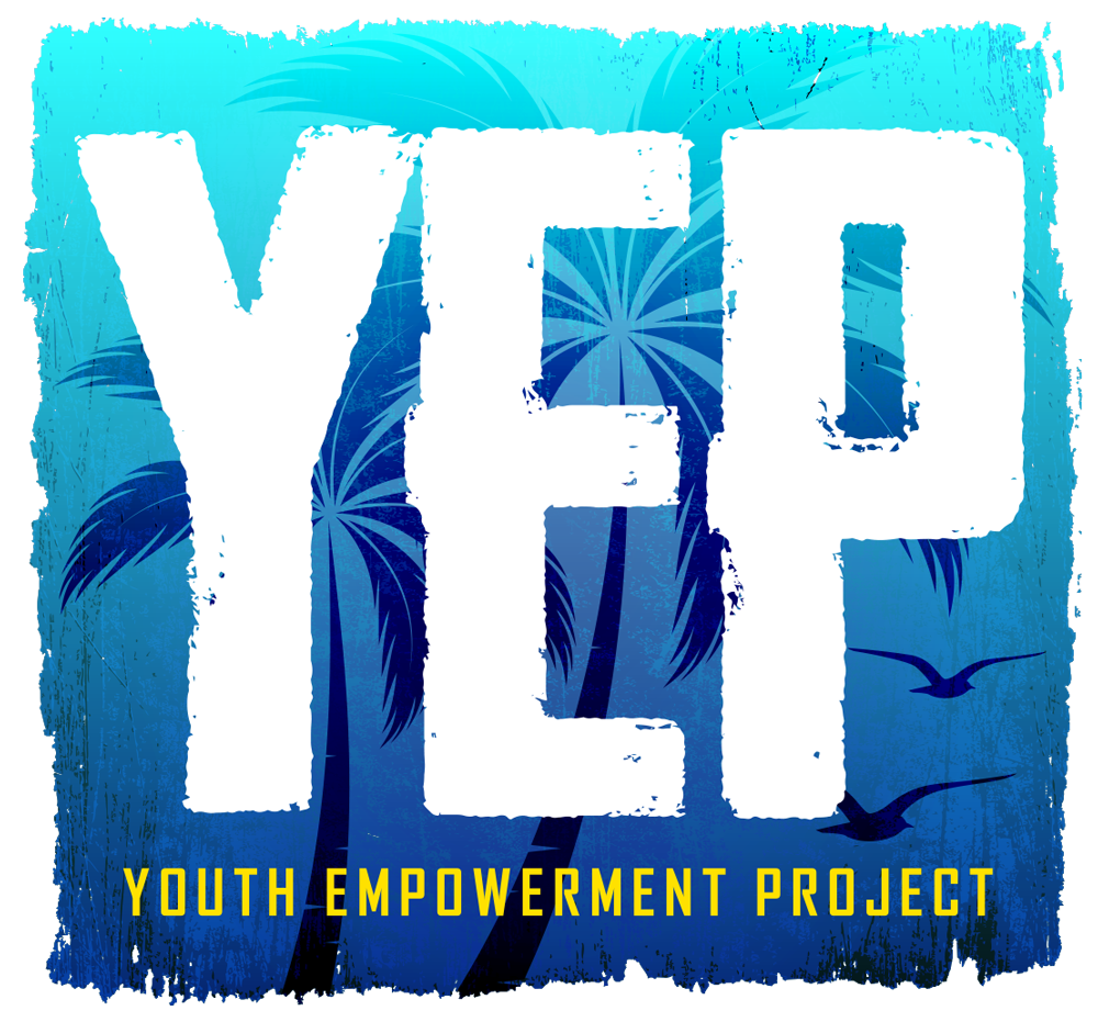 Logo of Youth Empowerment Project (YEP).